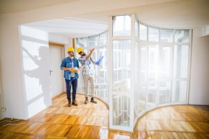 A general contractor for residential projects