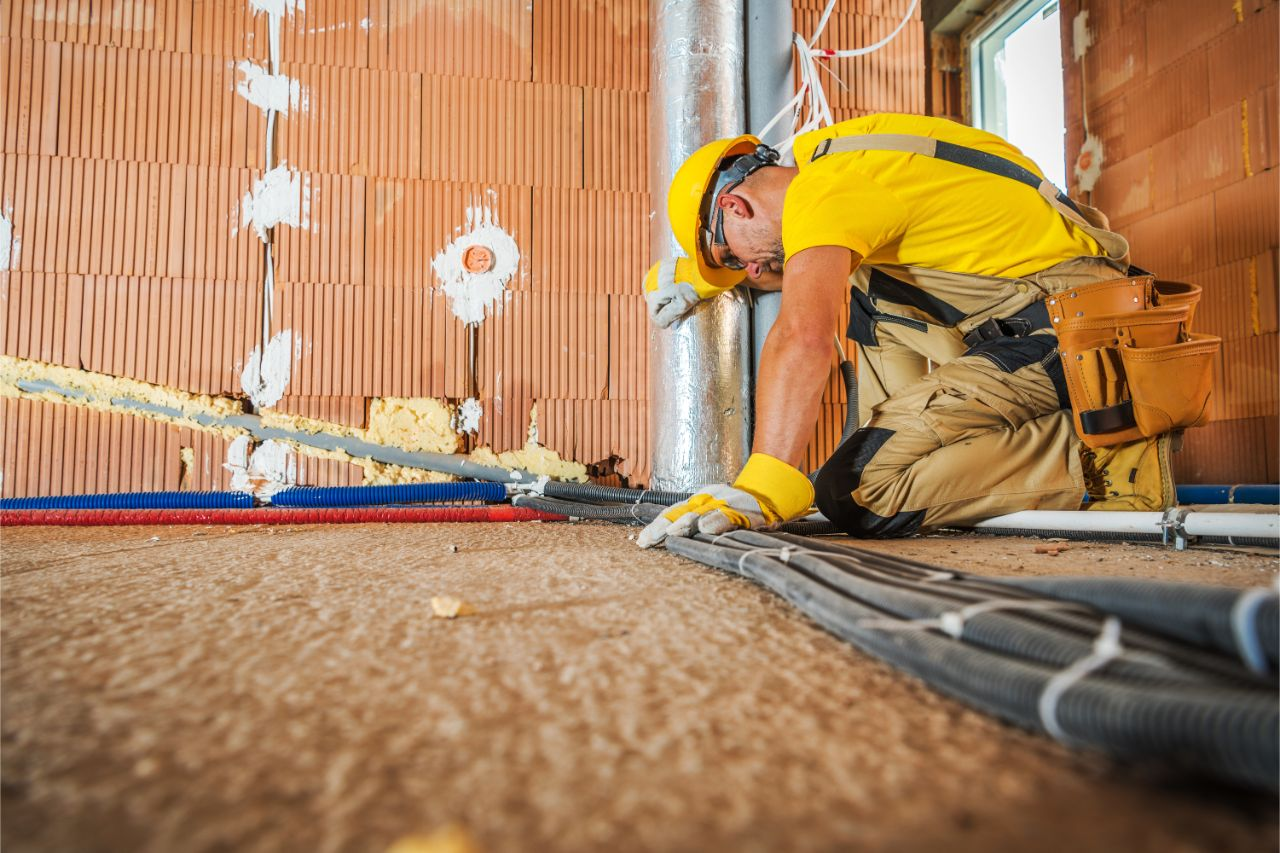 Electrical cable installation